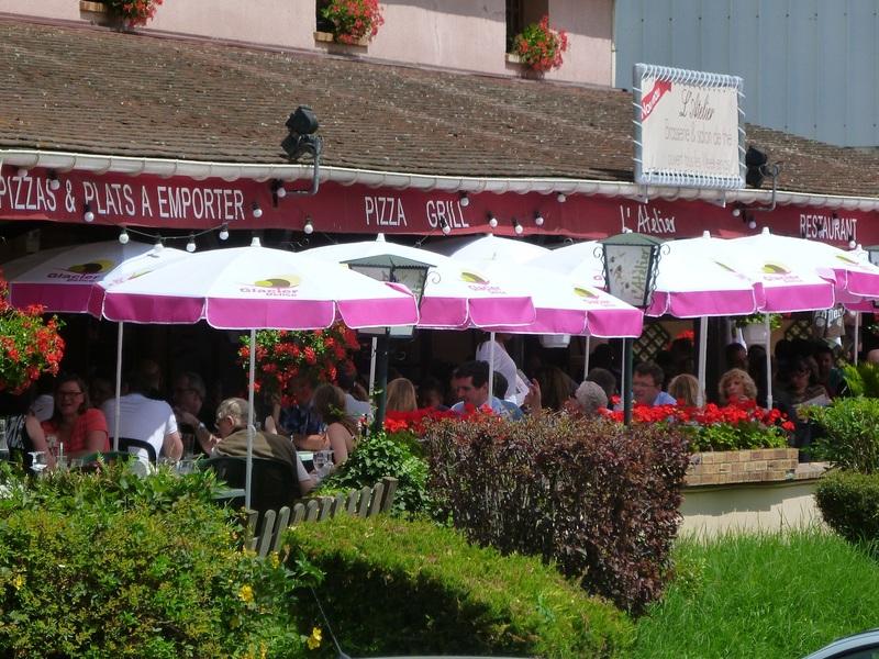 "restaurant "" L'atelier """