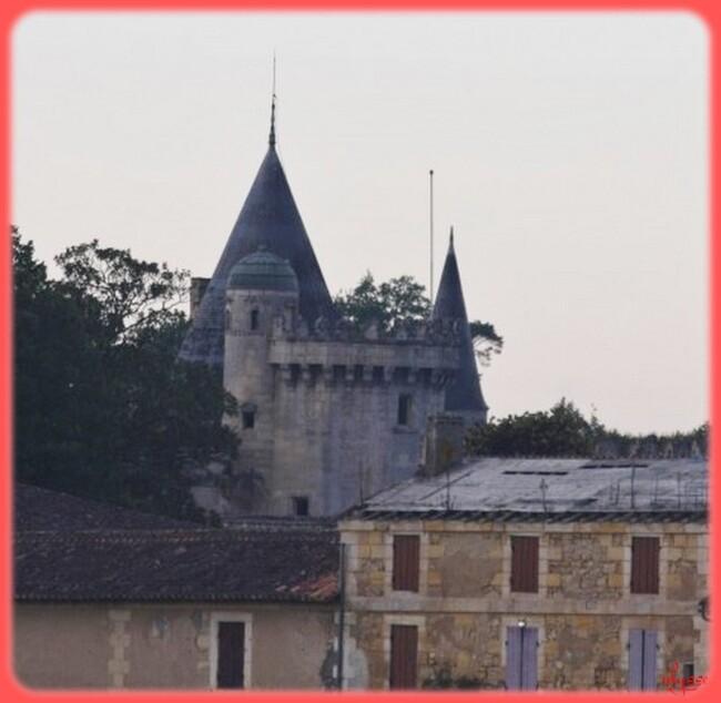 Château de Monbadon
