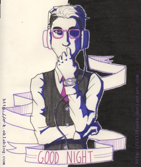 Tentative en violet