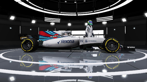 Williams Martini Racing - Felipe Massa