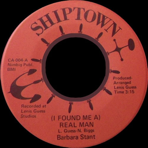 "Barbara Stant : CD "" That Man Of Mine "" Soulscape Records SSCD 7026 [ EU ]"