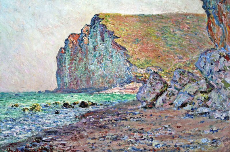 10 Tableaux de Claude Monet
