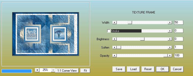 Aaaframes texture frame