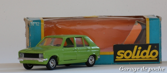 Peugeot 104 - 1972