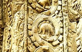 Incroyable découverte dans le temple...