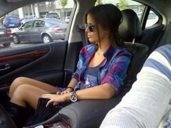 En auto