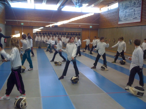 """Journée sportive des écoles catholiques du réseau """"Sur le chemin des Sucs"""""""