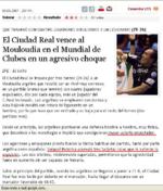 Ciudad Real Balon Mano (Espagne)-MCA 29-26