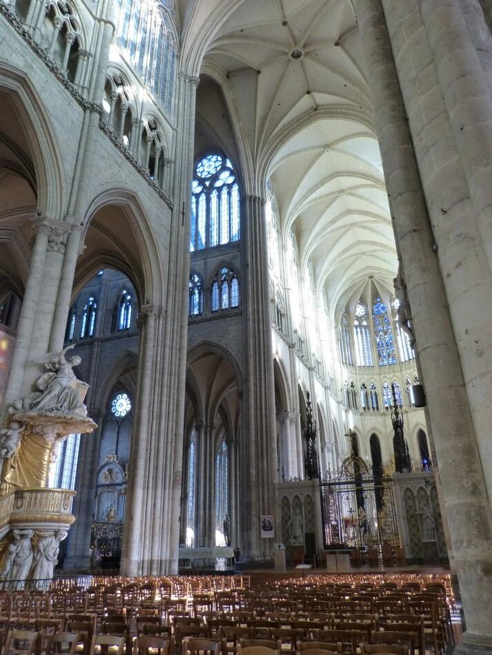 Autour de la Cathédrale