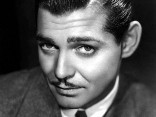 Clark Gable close up  - clark-gable Photo