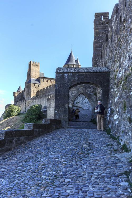 Porte de l'Aude et ses défenses