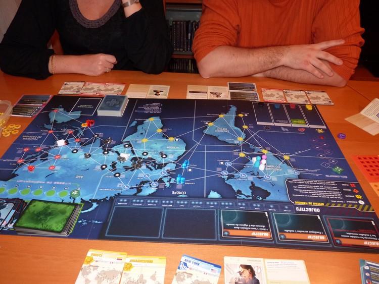 Pandémie Legacy (mars)