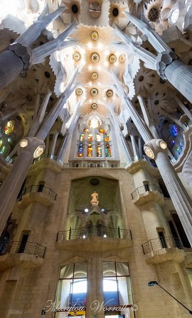 Barcelone : La basilique Sagrada Familia 2/2