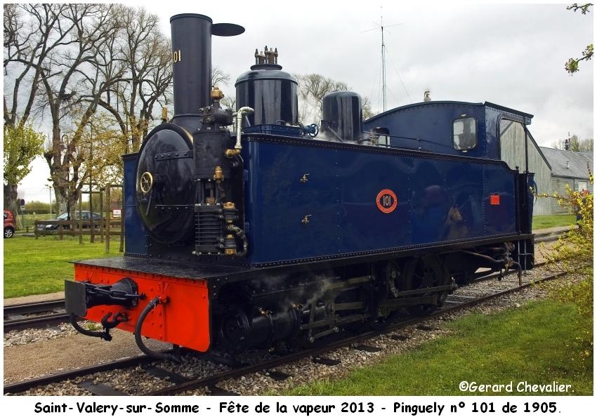 Baie de Somme - Fête de la vapeur 2013,