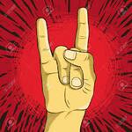 main de rocker