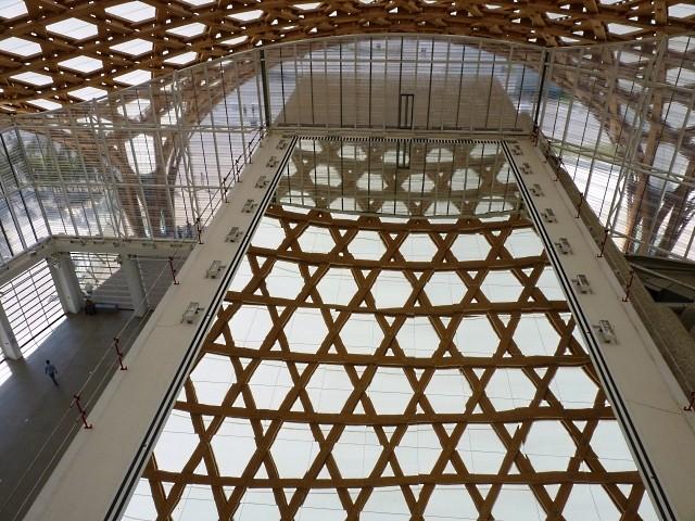 ERRE au Centre Pompidou-Metz 5 Marc de Metz 2011