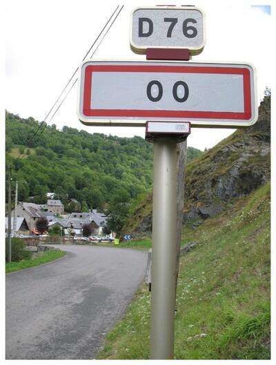 village des Pyrénées bien connu des cruciverbistes