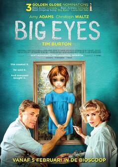 * Big eyes