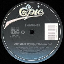 Shawnee - Don't Let Me Be The Last
