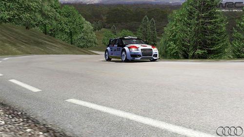 Audi S3 WRC