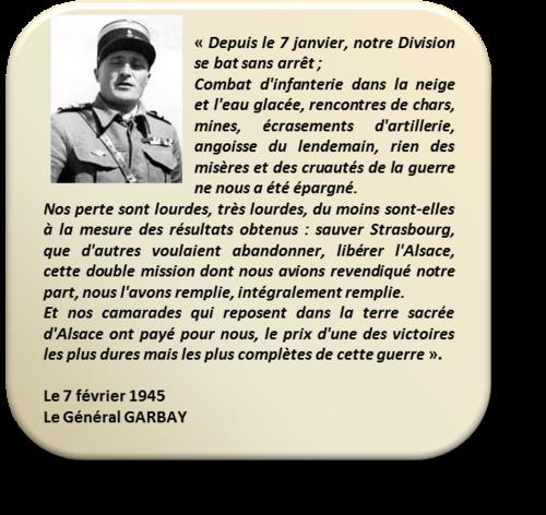 *Etape n° 42 - 31 Janvier 1945 : Fusiliers Marins, BM 21 et 2ème D.B. : la Campagne d'Alsace de la D.F.L se termine à MARCKOLSHEIM