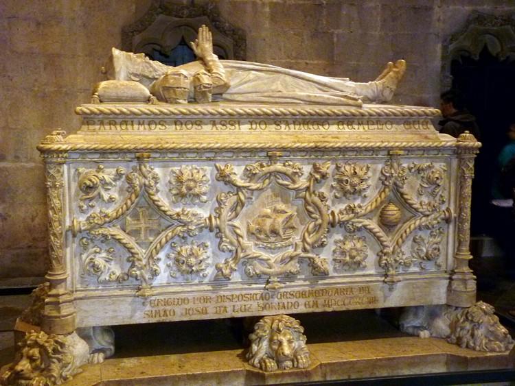 Tombeau de Vasco de Gama