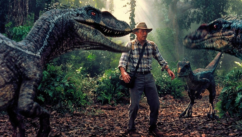 [Test 4K Ultra HD] Jurassic Park III