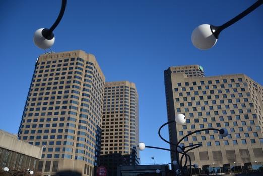 Montréal place des arts