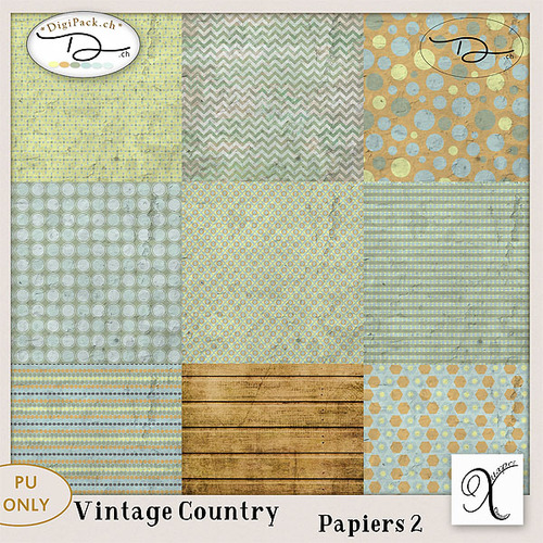 Vintage country Collection