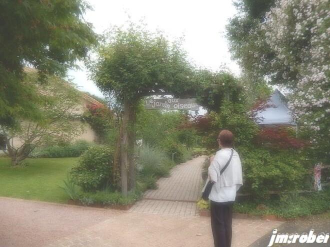 Un après-midi de visite au Jardin, un peu chez les autres (1/2)