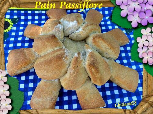 Pain Passiflore
