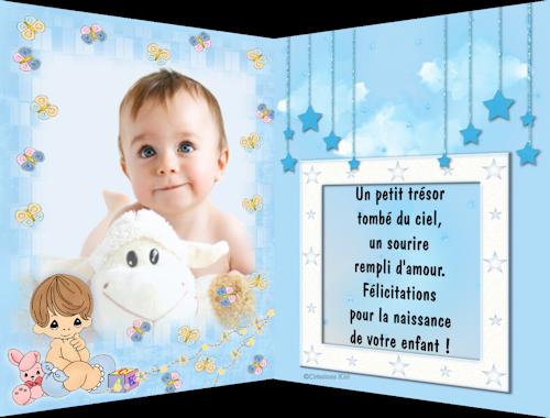 Cartes de naissance