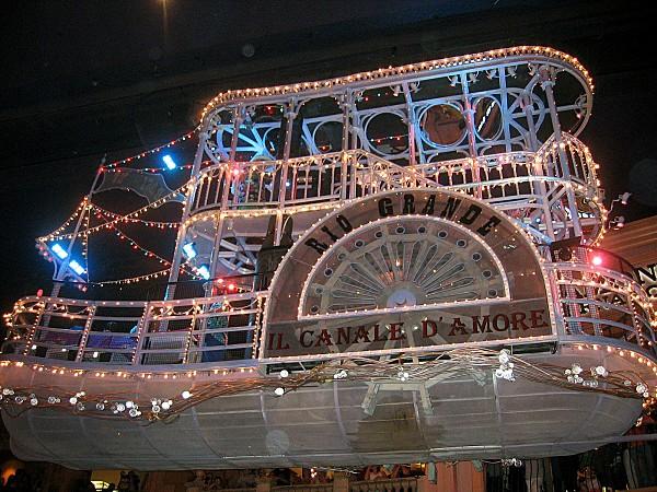 Las Vegas Rio spectacle 2
