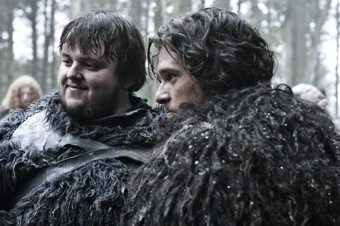 La tenue de Jon Snow et de la Garde de Nuit