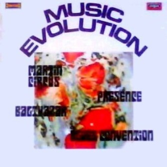 BLUES CONVENTION MUSIC Evolution compilation Vogue