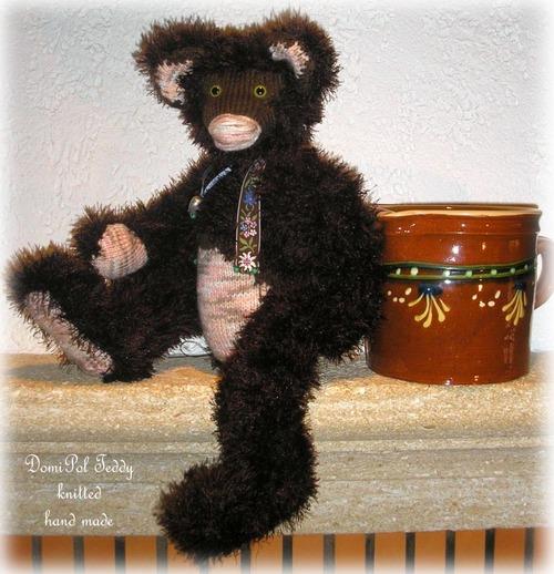 "Bernard l'ours ""Haut-Savoyard"""