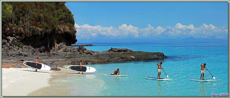 Je ne me lasse pas de la beauté de cette île vraiment paradisiaque - Nosy Tsarabanjina - Archipel Mitsio - Madagascar