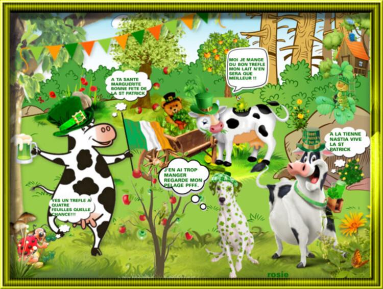 fête de la St Patrick
