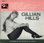 Bon  anniversaire  Gillian  Hills