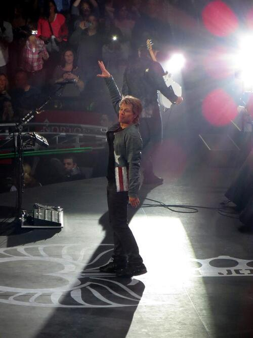 Bonjovi concert ottawa 20 février 2013