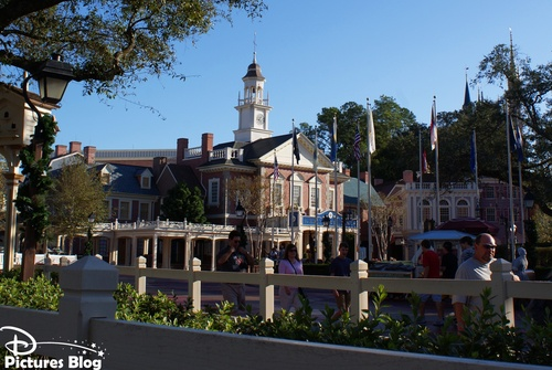 Magic Kingdom - Liberty Square