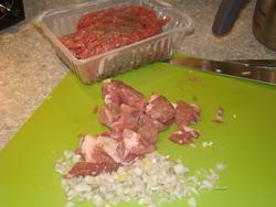 recette de chili con carne et riz pilaf!