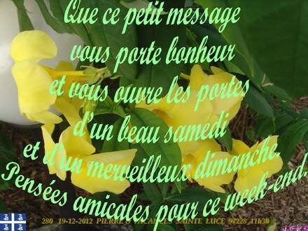 DEVINETTE LE COMBLE   02/04/2016