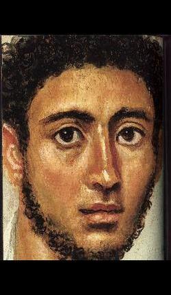 Connaissez-vous les portraits du Fayoum ?