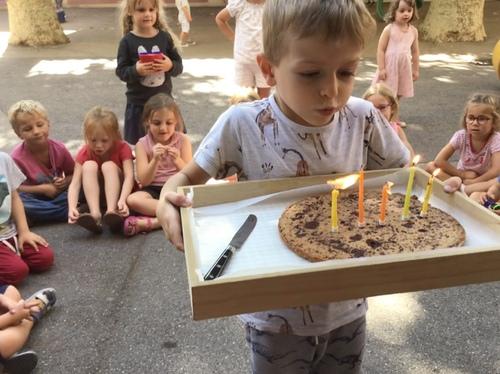 Joyeux anniversaire Léonard