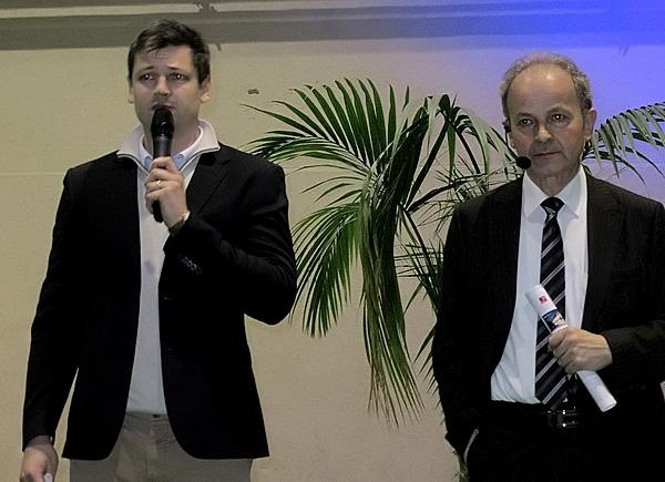 Les voeux d'Hubert Brigand,  Maire de Châtillon sur Seine, pour la nouvelle année 2018