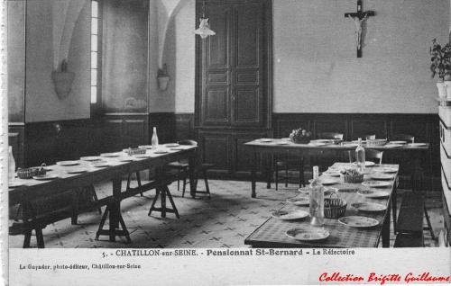 Souvenirs....du Pensionnat Saint Bernard