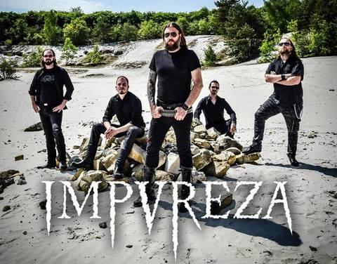IMPUREZA - Un nouvel extrait du prochain album dévoilé