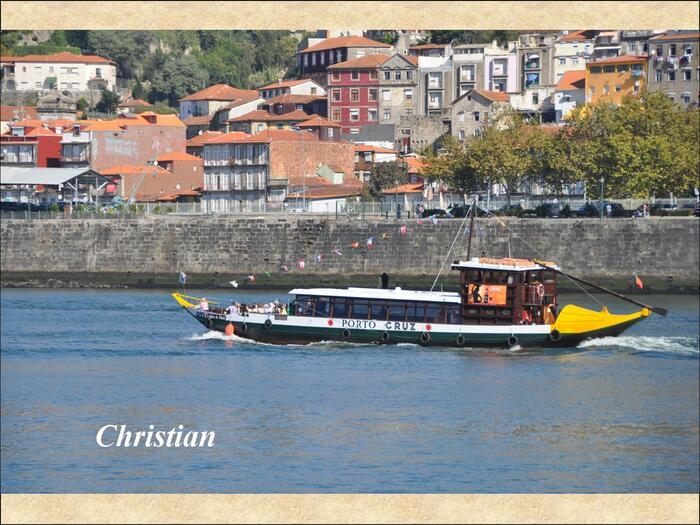 Croisière sur le Douro VII...