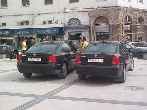Passat in Tunis